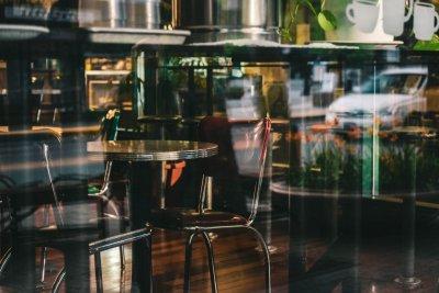 某某某咖啡厅